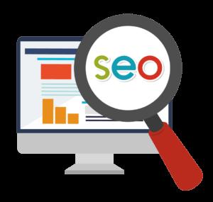 SEO Icon 300x285 - مقایسه سئو و تبلیغات در گوگل ادوردز