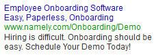 تبلیغ گوگل جدید