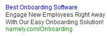 تبلیغ گوگل قدیمی