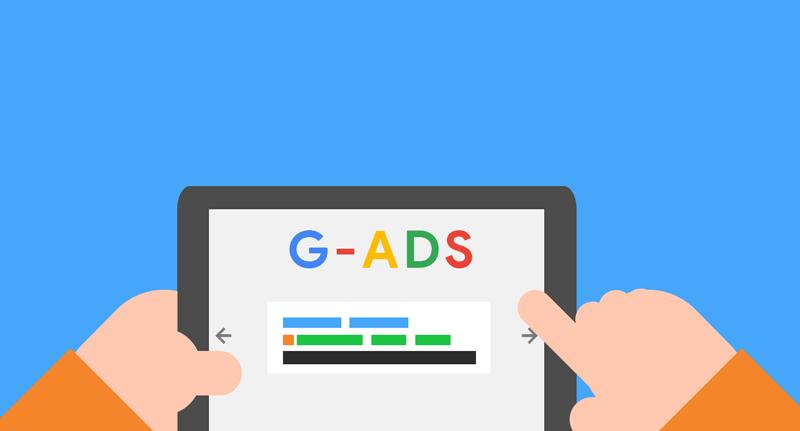 قالب جدید تبلیغات متنی گوگل ادوردز