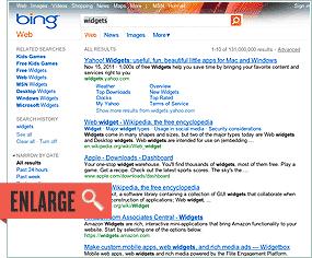بازاریابی موتورهای جستجو - بینگ
