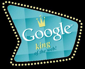 گوگل پادشاه وب