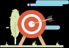 یافتن اهداف لینک