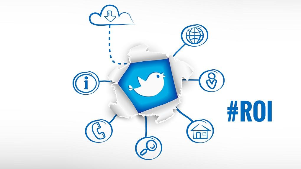 معیارها و roi در شبکه های اجتماعی