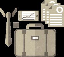 کسب و کارها در لینکداین، شبکه های اجتماعی