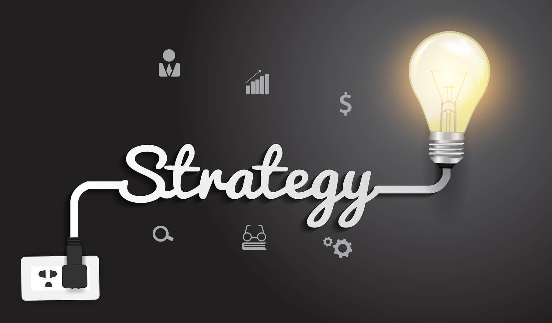 استراتژی محتوا در بازاریابی محتوا