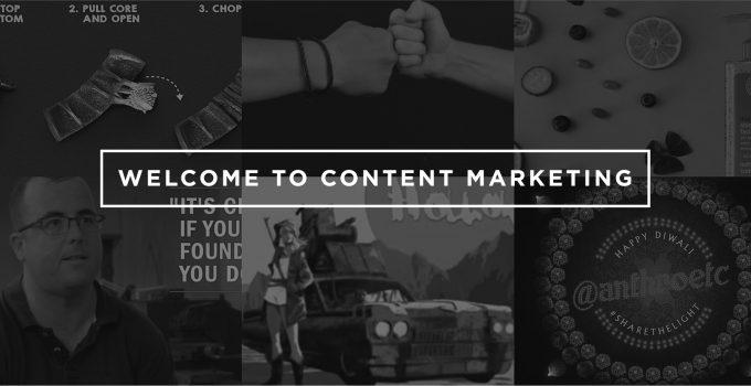 به راهنمای بازاریابی محتوا برای افراد مبتدی خوش آمدید