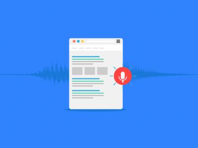 جستجوی صوتی چیست ؟