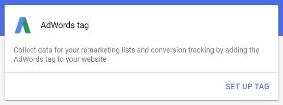 در صفحه جدید دو گزینه برای انتخاب پیش رویتان قرار میگیرد. گزینه نخست برای جمع آوری اطلاعات استاندارد و گزینه دوم برای جمع آوری مشخصههای خاص و پارامترهایی است که برای شخصیسازی تبلیغات استفاده میشود.