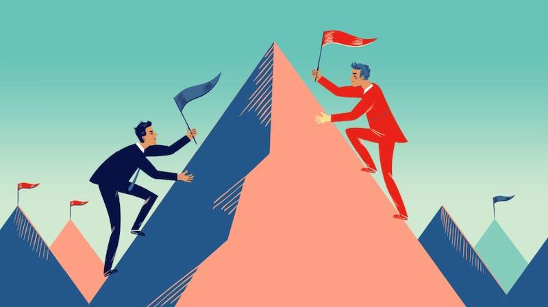 شانس رقابت با سایر کمپانی ها - مزایای ایمیل مارکتینگ