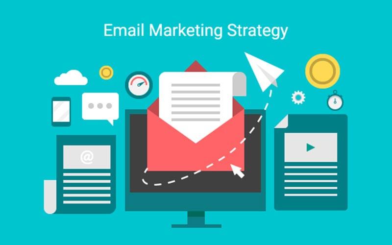 انواع استراتژی های ایمیل مارکتینگ