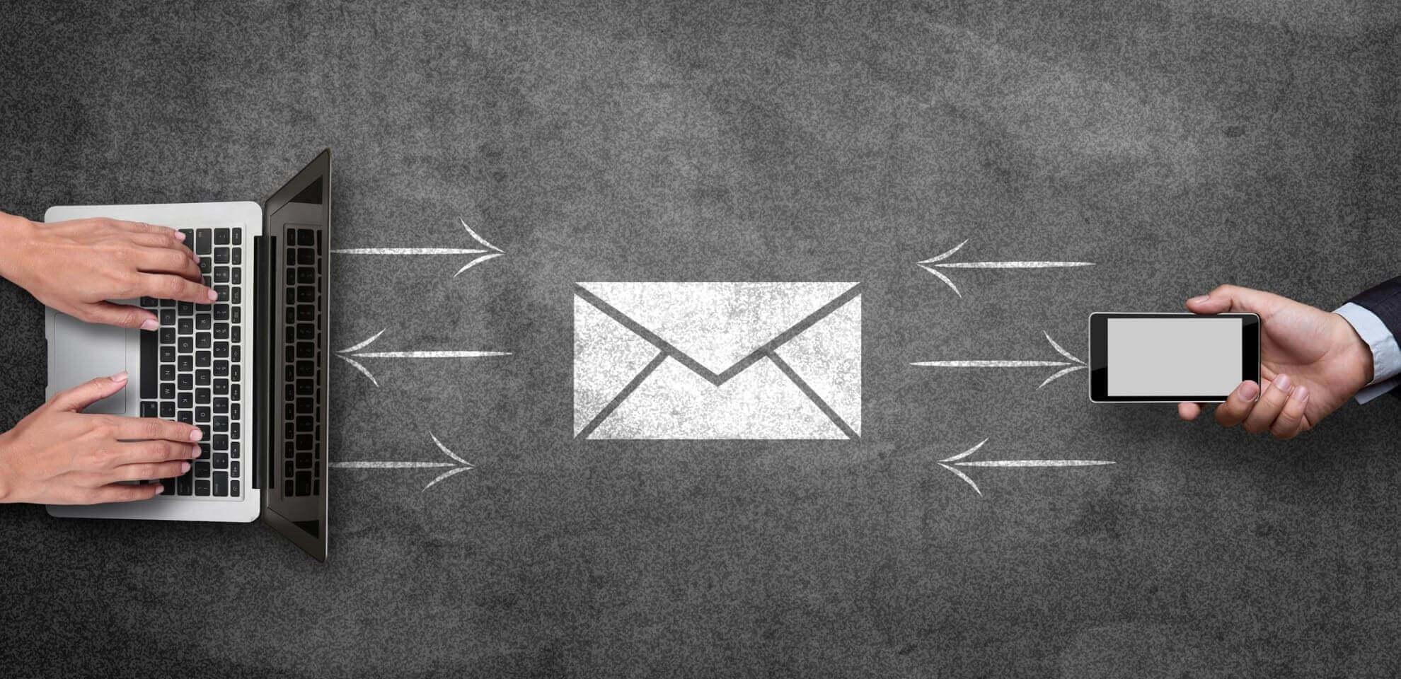 شروع ایمیل مارکتینگ - روشی موثر در استراتژی بازاریابی محتوا