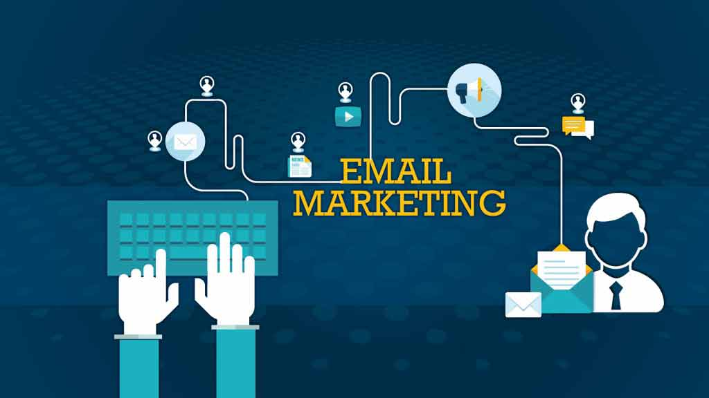 دلایل استفاده از ایمیل مارکتینگ