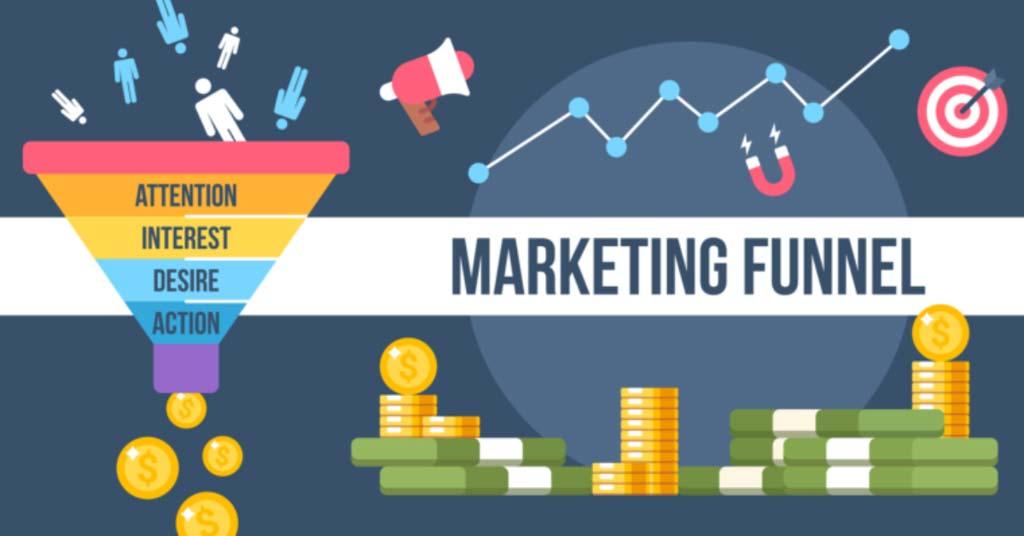 قیف بازاریابی چیست و چه ویژگی هایی دارد؟