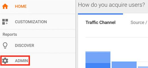اتصال گوگل آنالتیک به گوگل سرچ کنسول