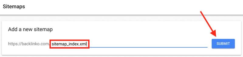 افزودن URL در گوگل سرچ کنسول