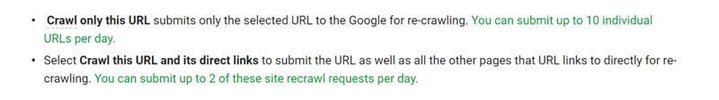 Fetch as Google مجدد