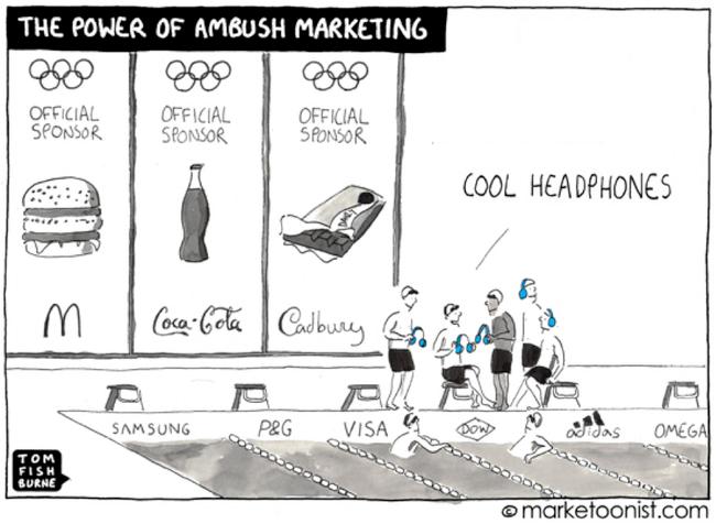 بازاریابی کمینی