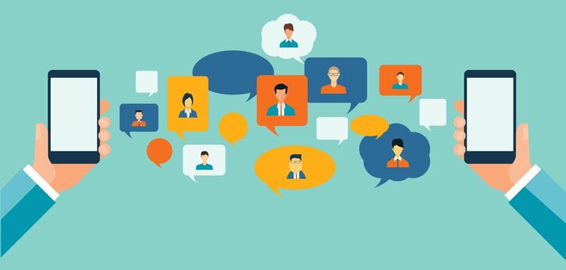 افزایش فروش آنلاین از طریق ارتباط با مشتریان در شبکه های اجتماعی