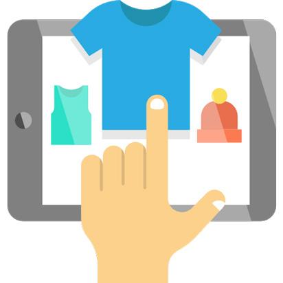 تصاویر با کیفیت از کالا برای بیشتر شدن فروش اینترنتی