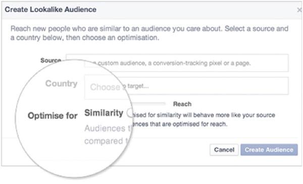 هدف قرار دادن مخاطبان در فیسبوک - افزایش فروش آنلاین