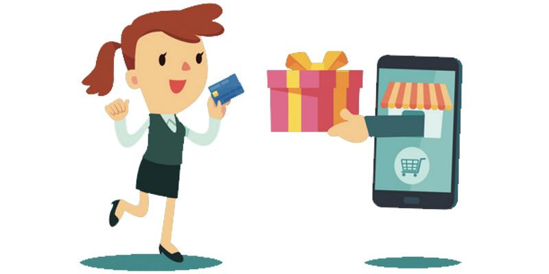 هدیه برای مشتریان وفادار - افزایش اعتماد مشتری