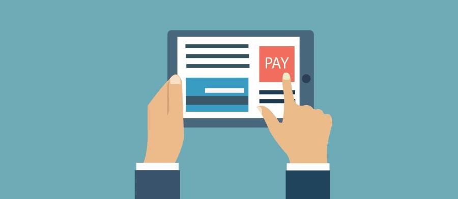 ایجاد فرآیند پرداخت آسان برای جذب مشتریان بیشتر
