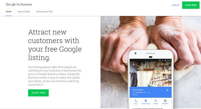 ایجاد تبلیغات در گوگل مپ