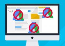 عدم تایید تبلیغات گوگل