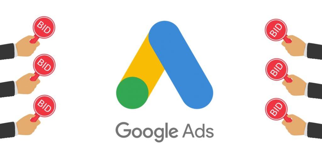 بیدینگ هوشمند گوگل ادز