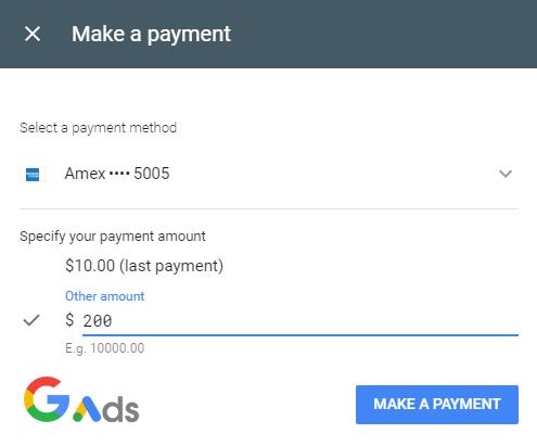 پرداخت با کارت اعتباری