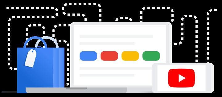 تنظیمات تبلیغات گوگل