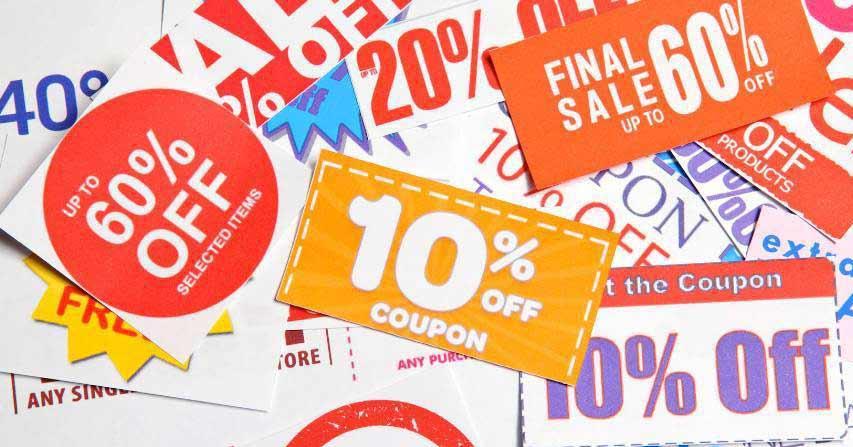 انواع تخفیف - اصطلاحات و واژه های فروش و بازاریابی