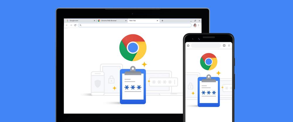 مدیریت امن پسوردها در گوگل کروم