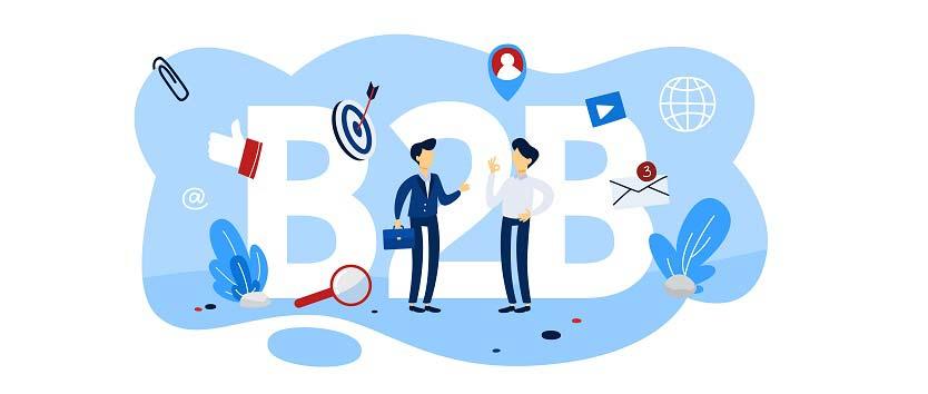 بازاریابی b2b - اصطلاحات فروش