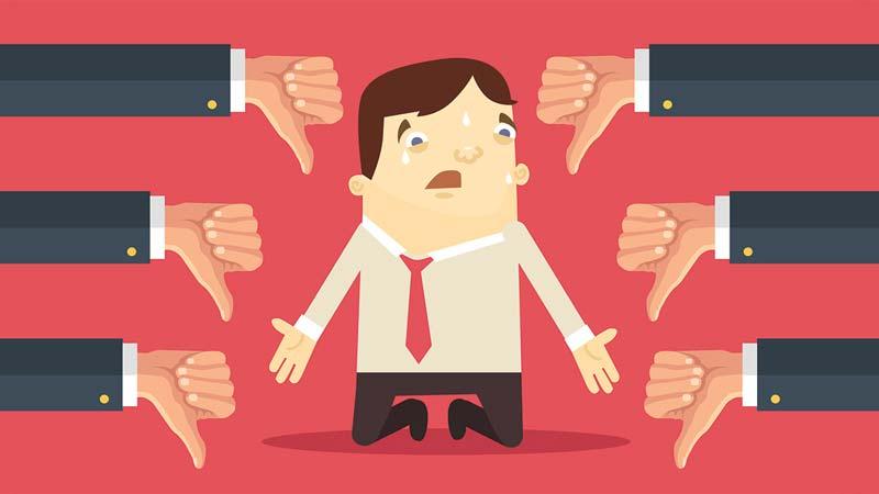 چرا کامنت منفی می گیریم؟