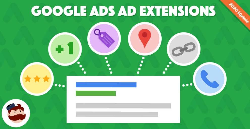 افزونه های تبلیغاتی گوگل ادز: راهنمای کامل 2020