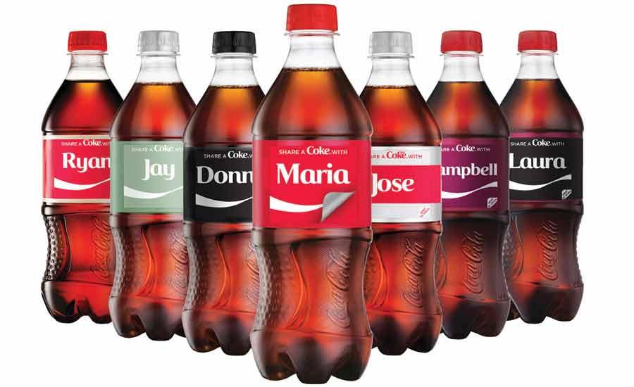یک کوکا به اشتراک بگذارید - انواع کمپین های بازاریابی دهان به دهان جالب کوکا کولا