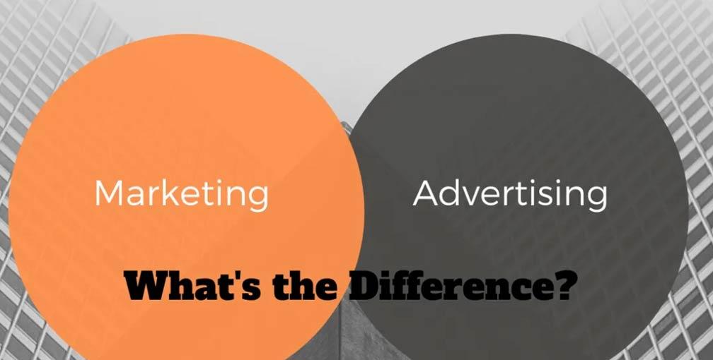 تفاوت بازاریابی و تبلیغات چیست؟