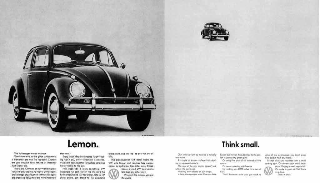 کوچک فکر کن - راهنمای کامل تبلیغات 2020 و 2021