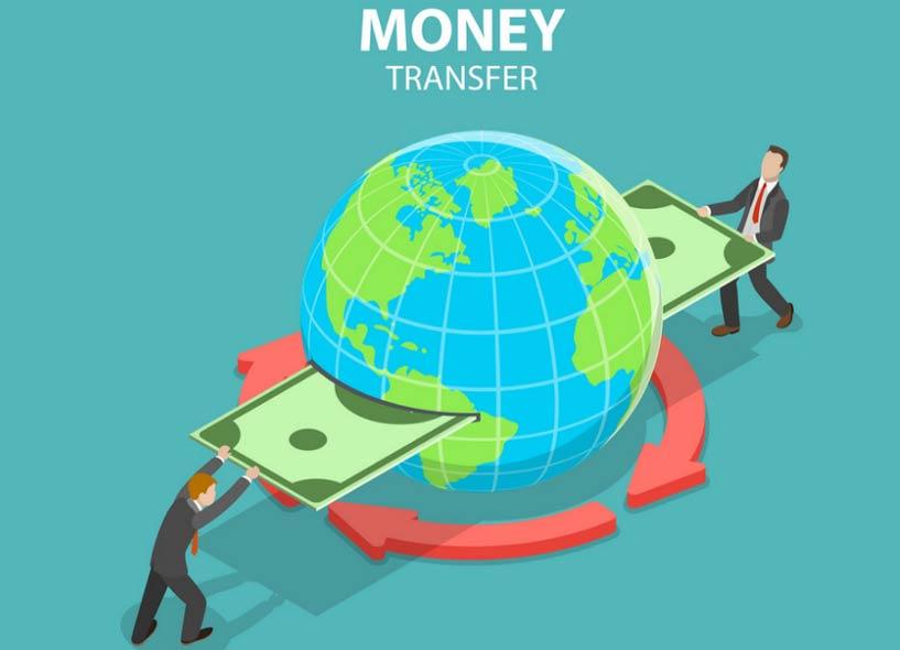 ارسال پول از انگلیس به ایران