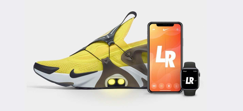 کفش های هوشمند نایکی و قابلیت های آنها در بازاریابی شنوایی