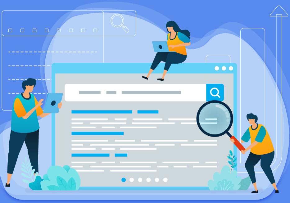 بهینه سازی کلمات کلیدی در محتوای صفحات برای بهبود سئو داخلی سایت