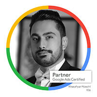 کارشناس گوگل ادز حسینی