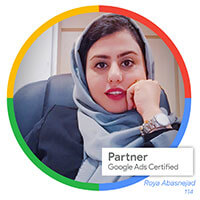 کارشناس گوگل ادز عباس نژاد
